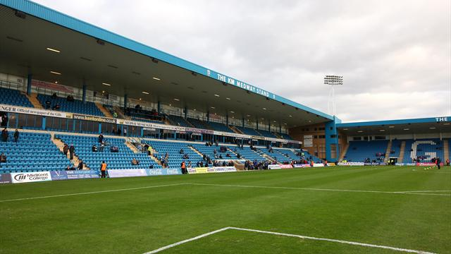 Gillingham evicted from training ground