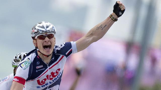 Greipel wins stage four - Cycling - Tour de France