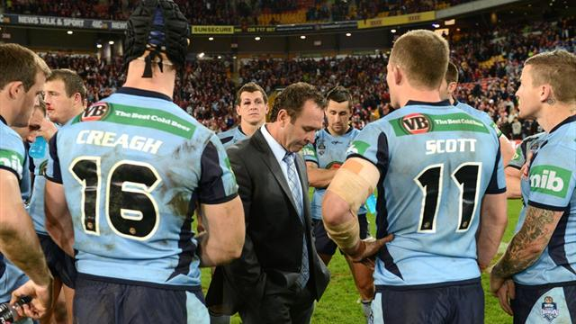 Stuart hints at NSW stay - Rugby League
