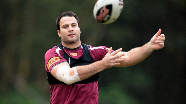 Shillington cleared of Origin high shot