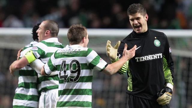 Celtic sign up Forster - Football - Premier League