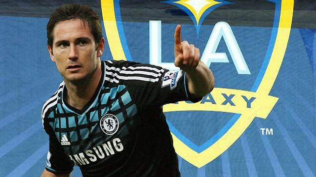 Lampard coy on MLS switch