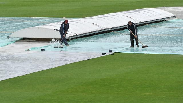 Rain ruins Derbyshire - Cricket
