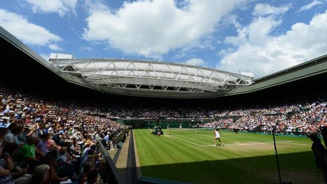 Wimbledon moved back - Tennis - Wimbledon