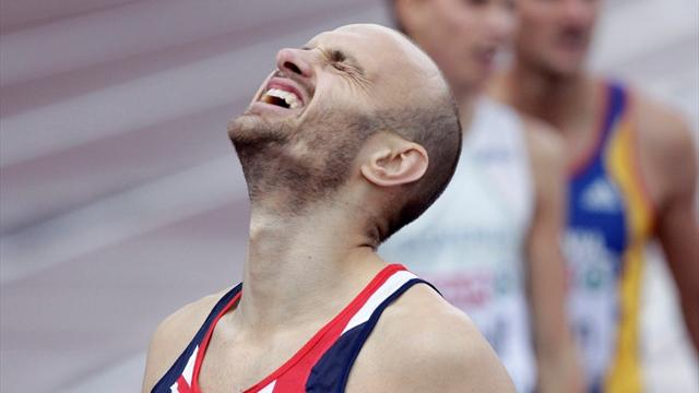 Warburton wins 800m appeal - Athletics