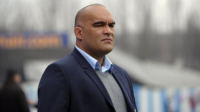 Racing: Raiwalui coach - Rugby - Top 14