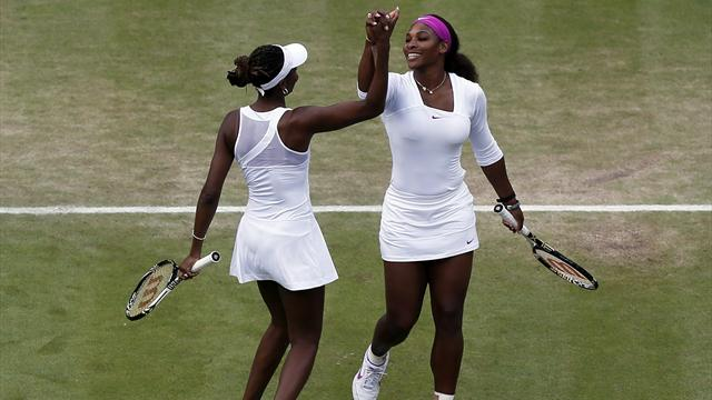 Williams at Olympics - Tennis