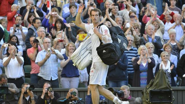 Murray hopes - Tennis