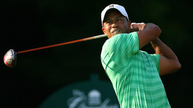 Woods and Mickelson to miss cut, Simpson leads