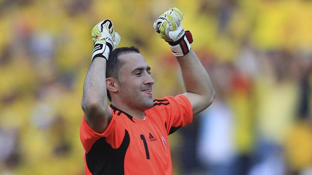 Nice call off Ospina sale - Football - Ligue 1