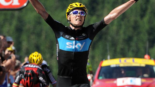 Froome dreams of winning the Tour