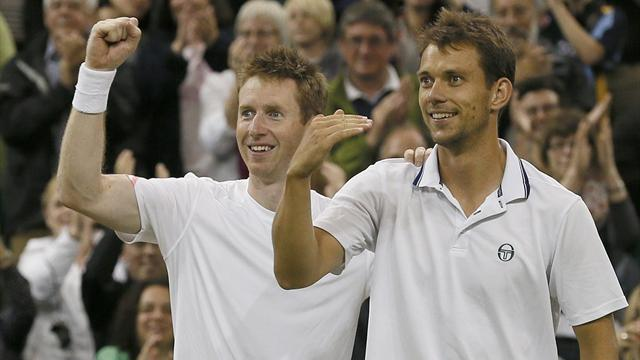 Wildcard Marray becomes Wimbledon doubles champ