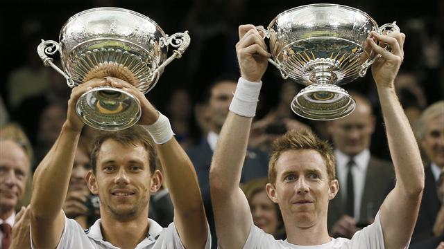 Marray lifts doubles crown - Tennis - Wimbledon