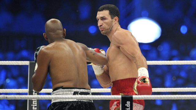 Wlad stops Thompson - Boxing
