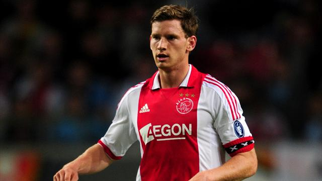 Vertonghen deal agreed - Football - Premier League