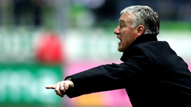 Deschamps gets France job - Football - Euro 2012