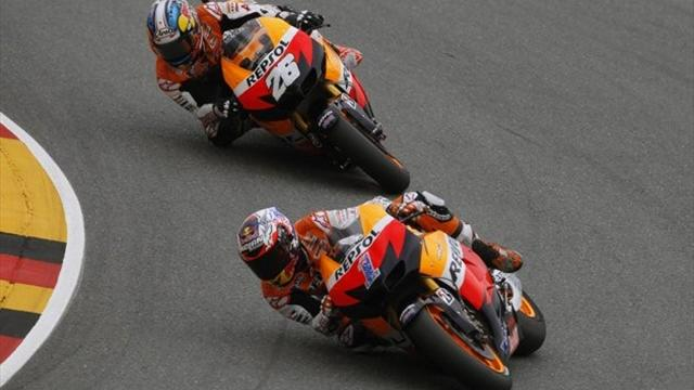 New Honda engine for US Moto Grand Prix