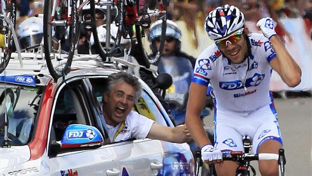 Pinot surprises  - Cycling - Tour de France