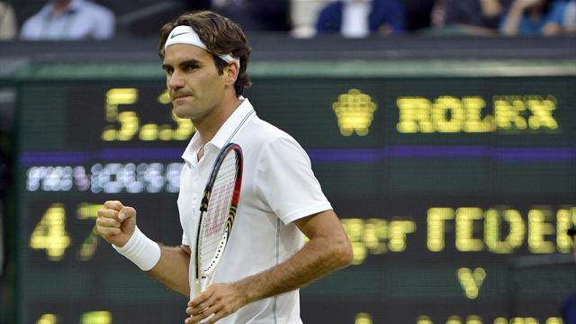 Federer ends Murray dream - Tennis - Wimbledon