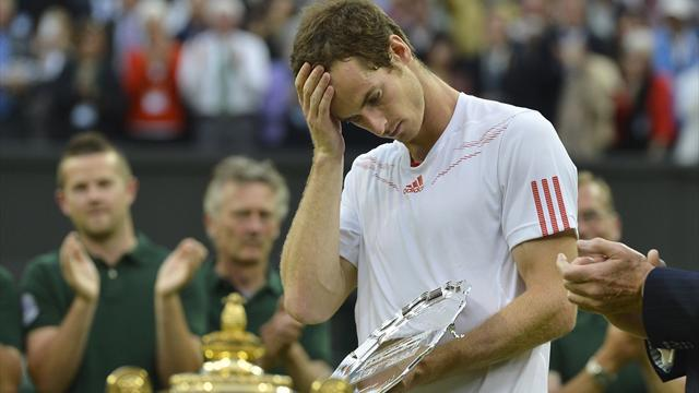 'I'm getting closer,' says tearful Murray