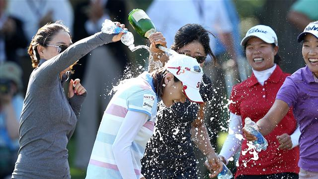 Choi wins US Women's Open by four shots