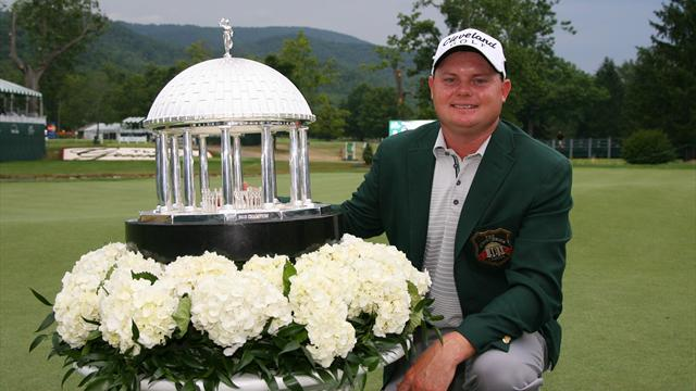 Potter beats Kelly to win Greenbrier Classic