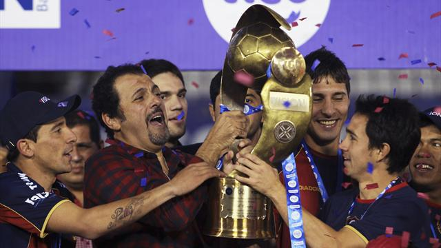 Cerro Porteno lift title - Football - World Football