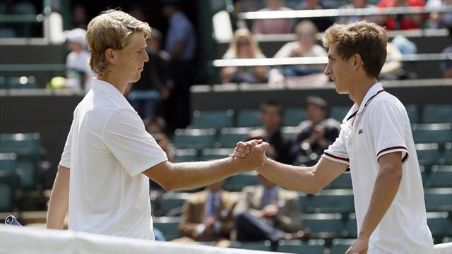 Saville loses boys' final - Tennis - Wimbledon