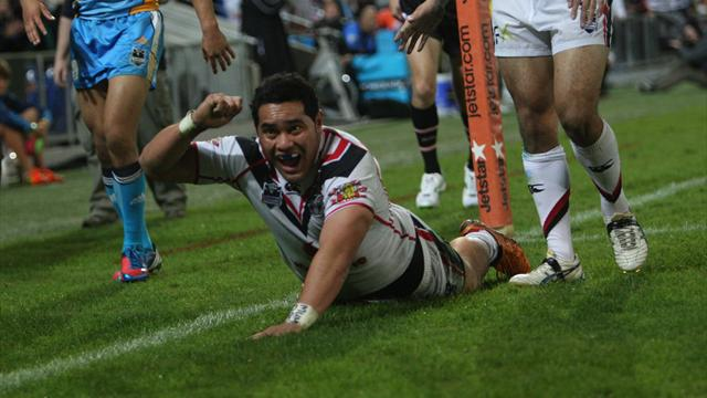 Hurrell worry for Warriors - Rugby League