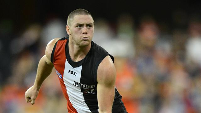 Saints suspend Steven - Australian Football