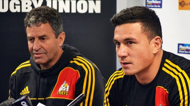 Sonny Bill to return to NRL in 2013 after Japan stint