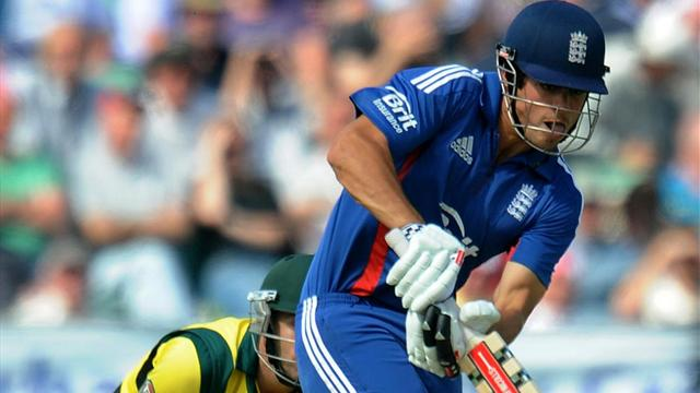 Cook targets 10 straight ODI wins