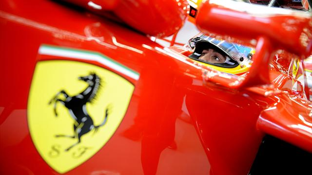 Ferrari confident of German glory