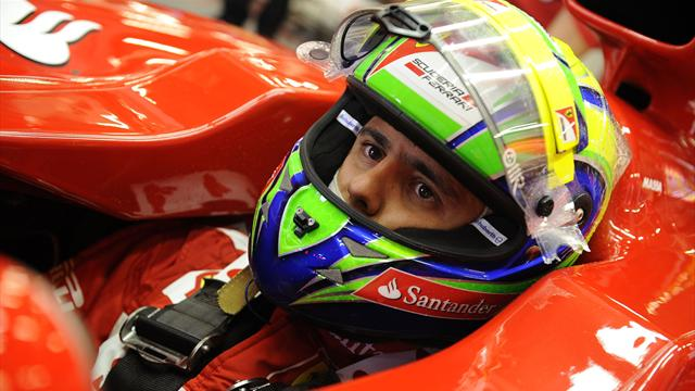 Ferrari in 'no rush' to decide on Massa