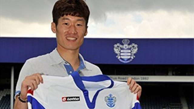 QPR sign Park from United - Football - Premier League