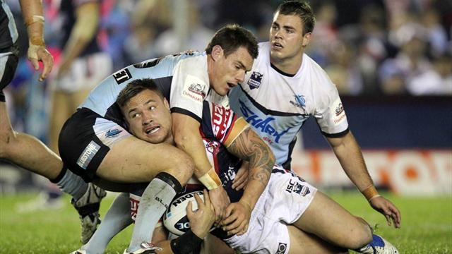 Roosters forward charged  - Rugby League
