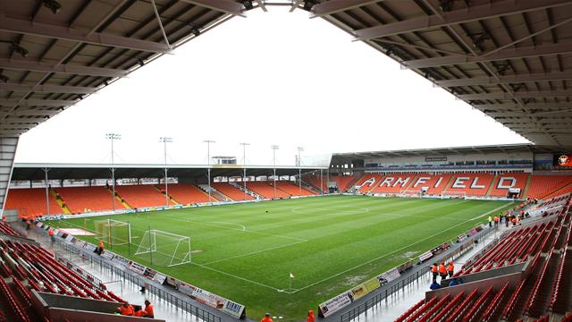 Blackpool bring in Caprice - Football - Championship