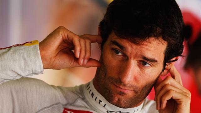 Webber gets gearbox change penalty