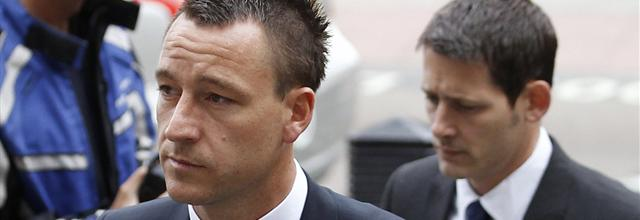 Just nu: John Terry frias  - Fotboll - Premier League