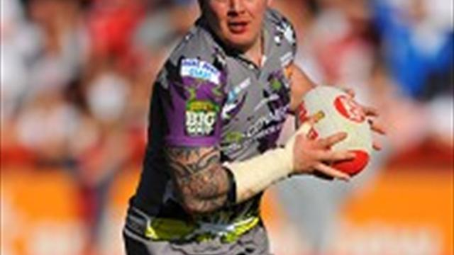 Halifax snap up Tonks - Rugby League