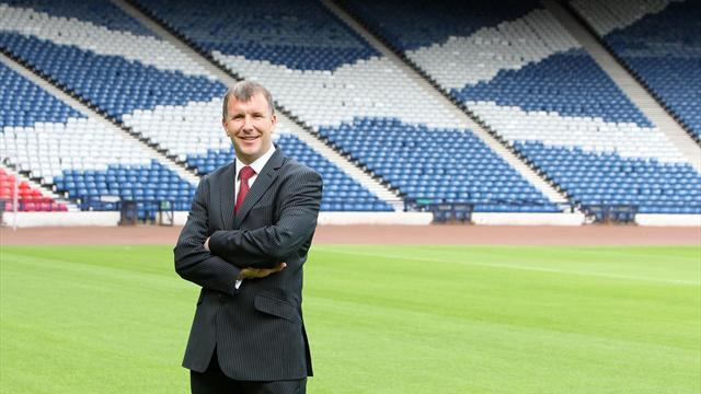 Peat backing for SFA chief - Football - Scottish Football