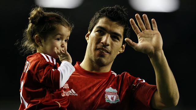 Liverpool talk to Suarez - Football - Premier League