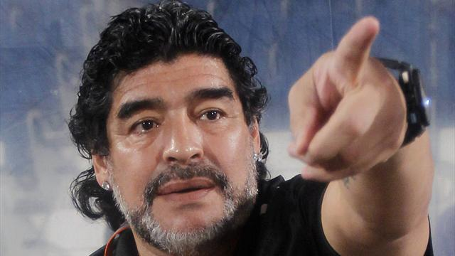 Maradona wants China job  - Football - World Football