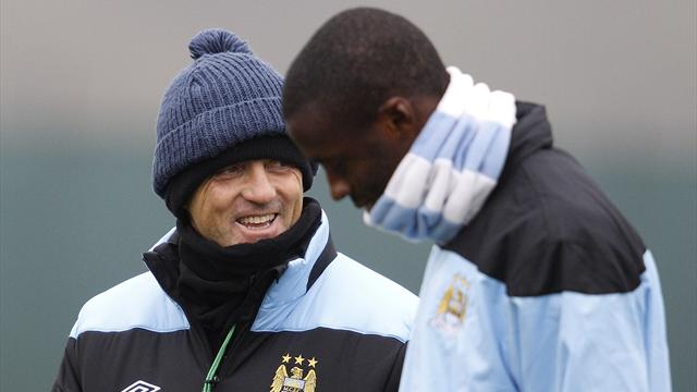 Mancini deal pleases Toure - Football - Premier League