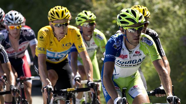 Nibali slams Wiggins - Cycling - Tour de France