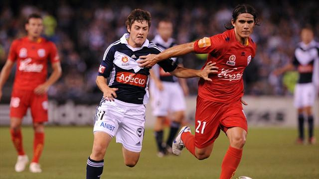 Midfielder Usucar leaves Adelaide United