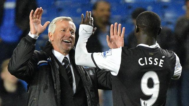 Pardew refused Cisse - Football - Premier League