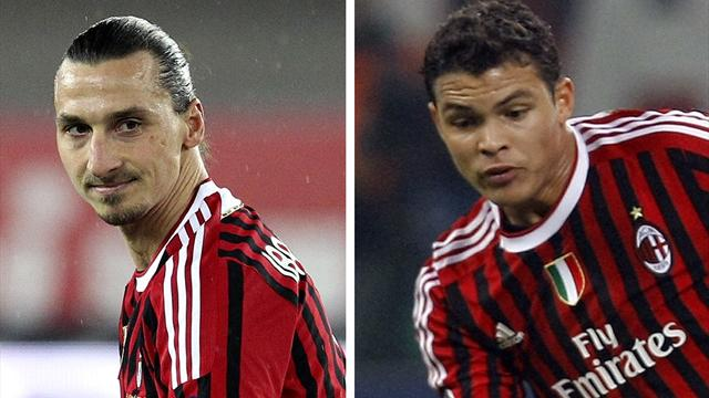 PSG confirm talks over Milan pair