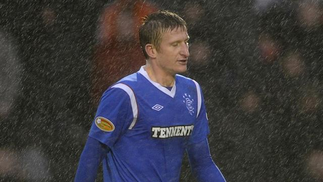 Goian to stay at Rangers - Football - Scottish Football