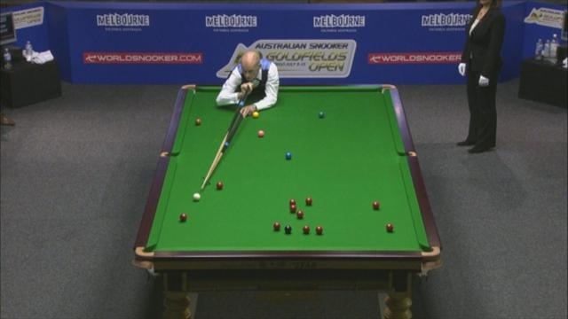 Murphy bows out - Snooker